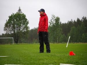 Fyra dagars kursande i Norge!