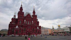Moskvaresan -mer än bara VM.